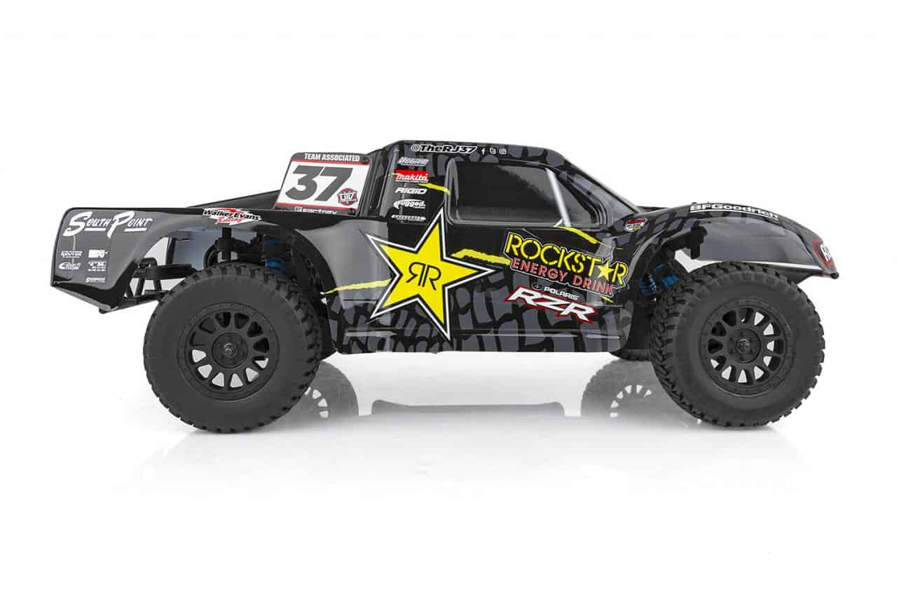 Team Associated ProSC10 Short Course Truck - Side