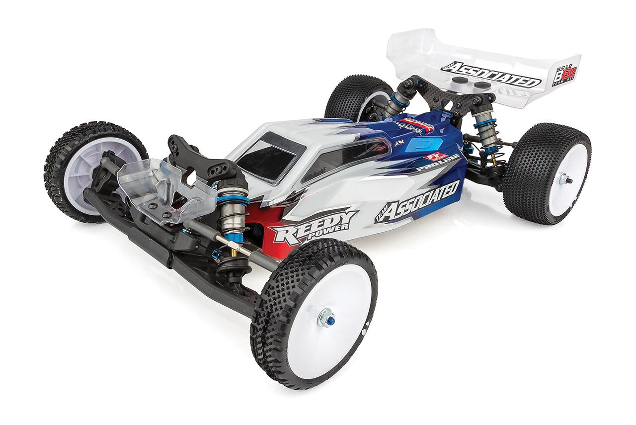 Team Associated RC10B6.2 Competition Buggy Kit