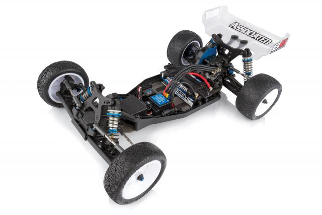 Team Associated RC10B6 Club Racer Kit - Chassis