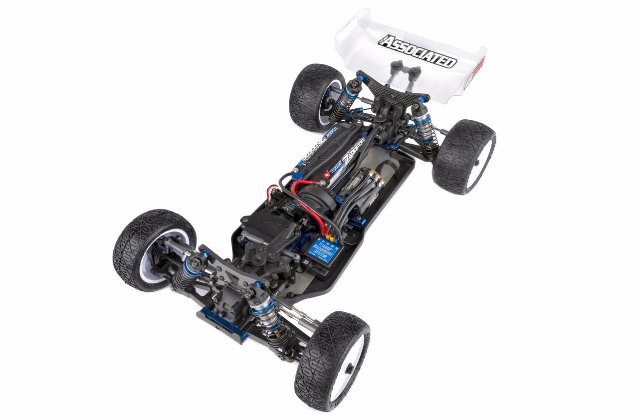 Team Associated RC10B64 Club Racer Kit - Chassis