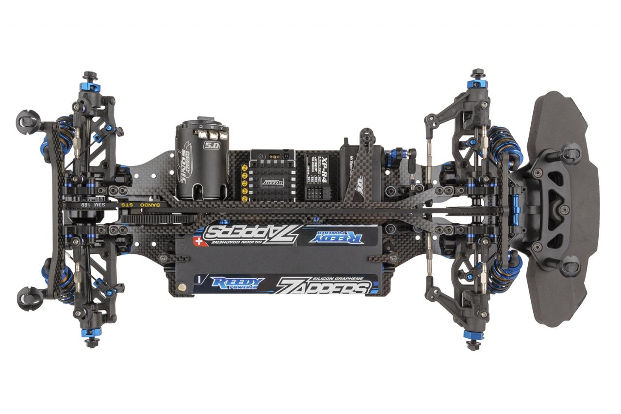 Team Associated RC72 Touring Car Kit - Chassis Top