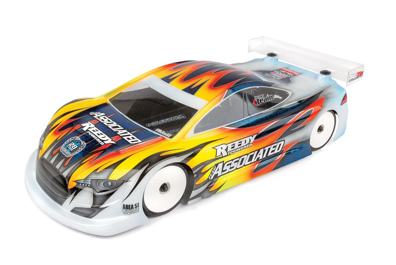 Team Associated TC7.2 Factory Team Touring Car Kit