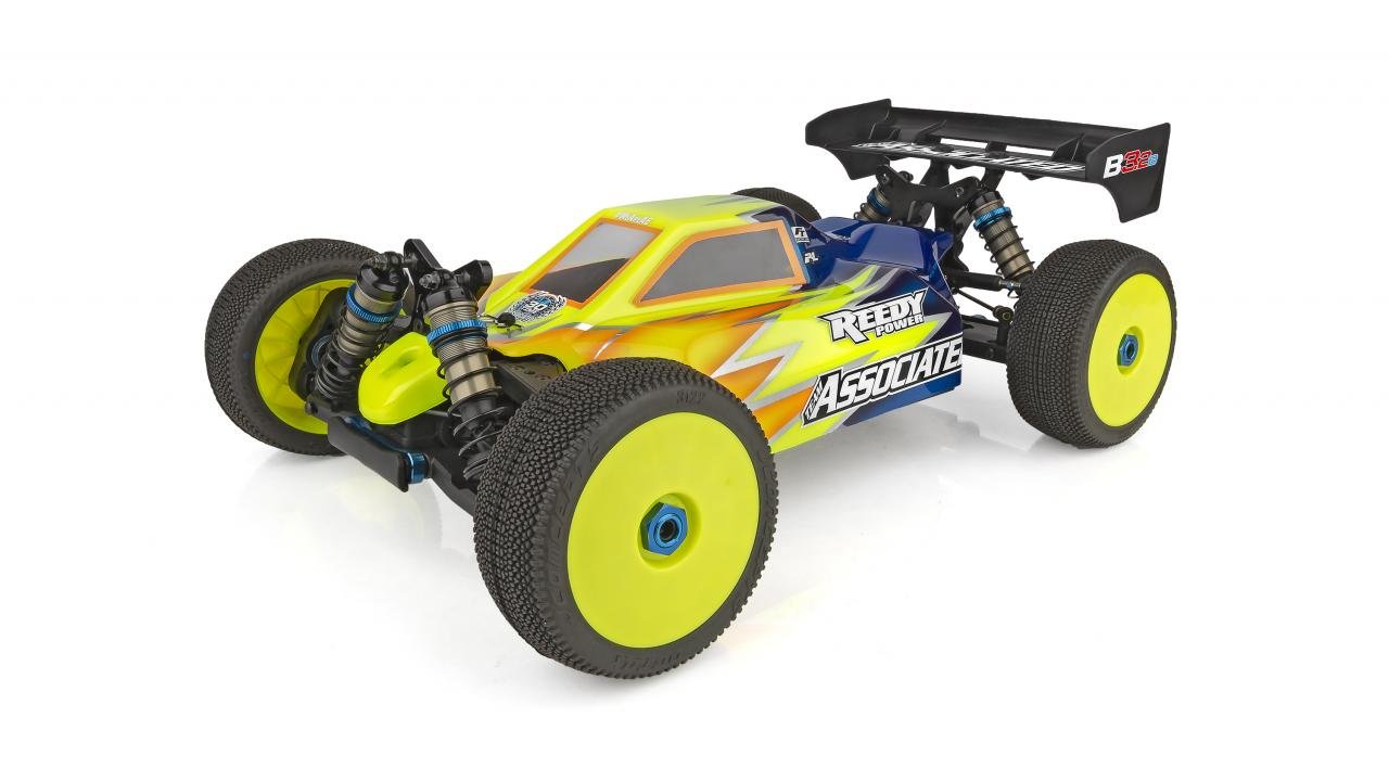 Team Associated RC8 B3.2e 1/8-scale Competition Buggy Kit