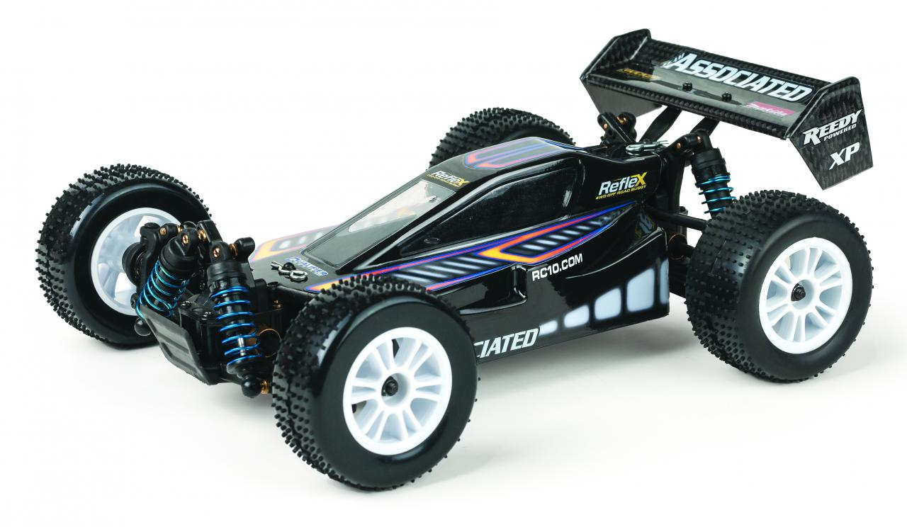 Team Associated Rolls Out Three New 1/18 Machines