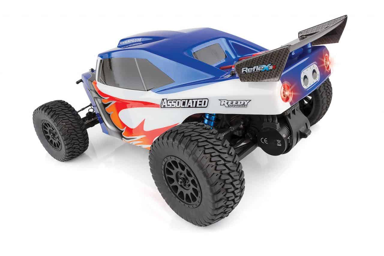 Team Associated Reflex DB10 - Rear