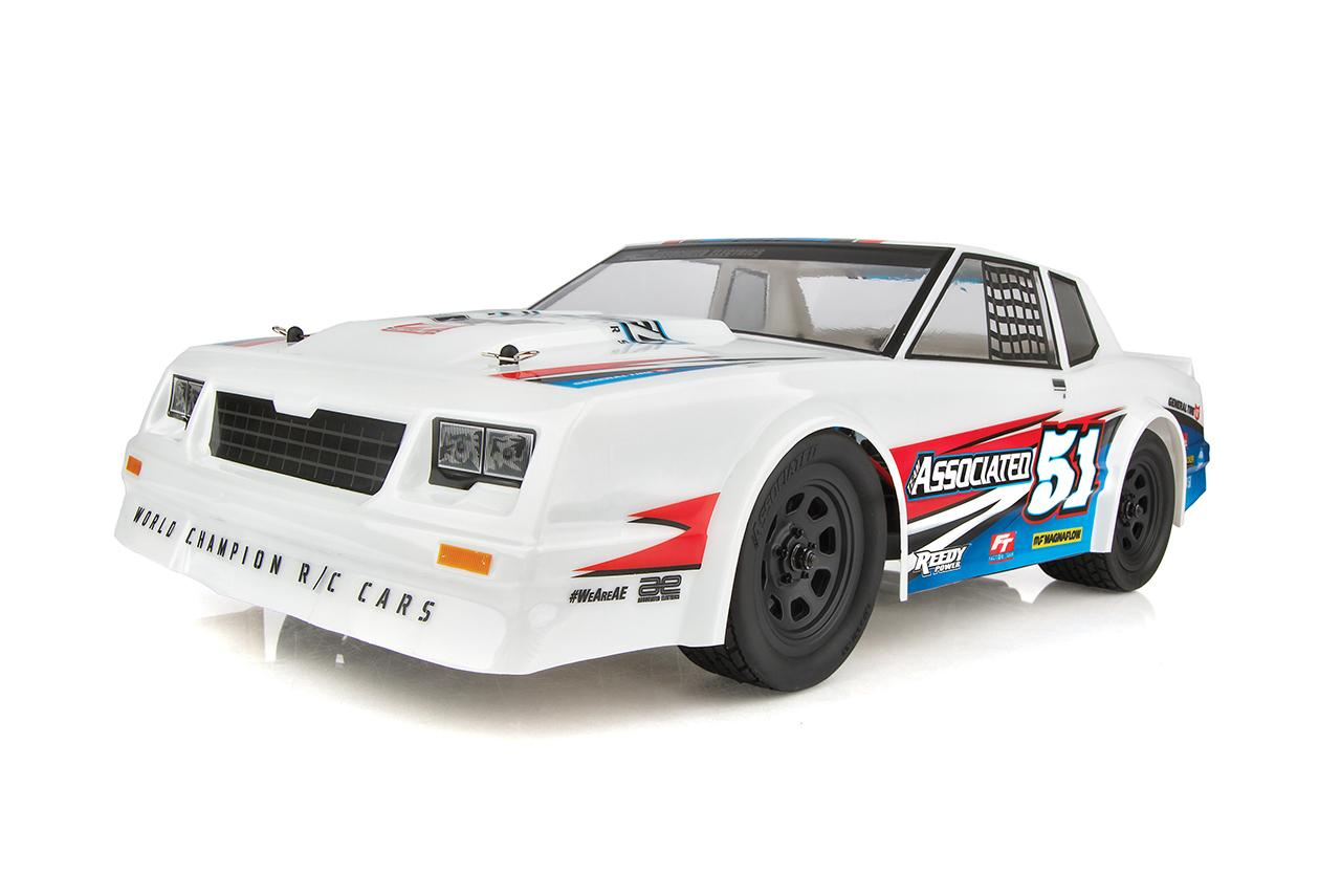 Sling Some Dirt with the SR10 Dirt Oval RTR from Team Associated
