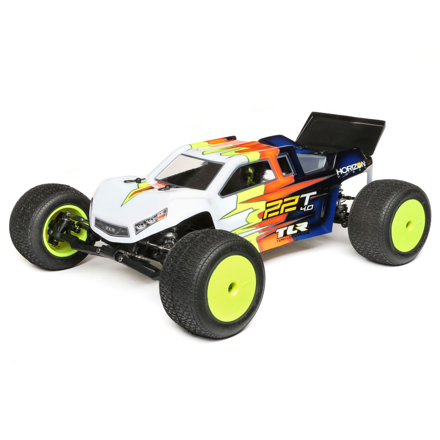 Evolution of Speed: Team Losi Racing's 22T 4.0 Stadium Race Truck Kit