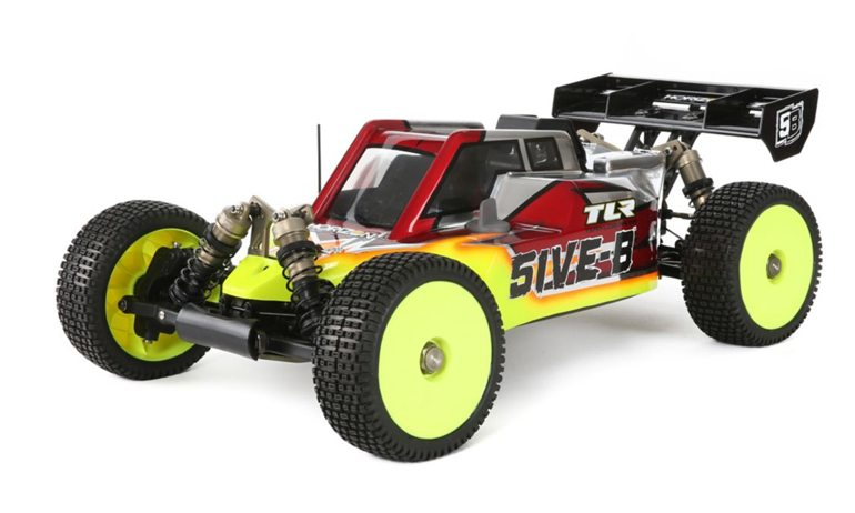 TLR 5IVE-B 1/5-scale Race Buggy Kit