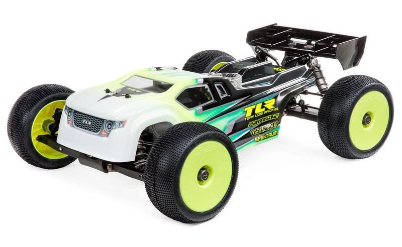 Team Losi Racing 8IGHT-XT/XTE Nitro/Electric 1/8-scale Truggy Kit
