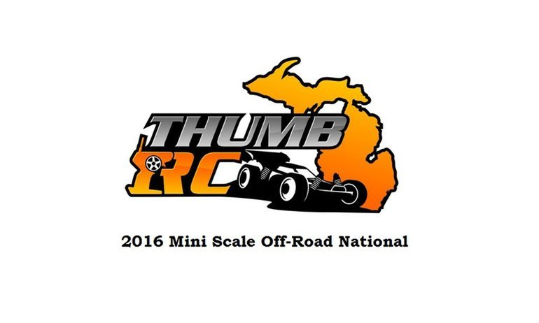 Small-scale R/C Racers, Get Ready for the 2016 Mini Off-road Nationals at Thumb RC