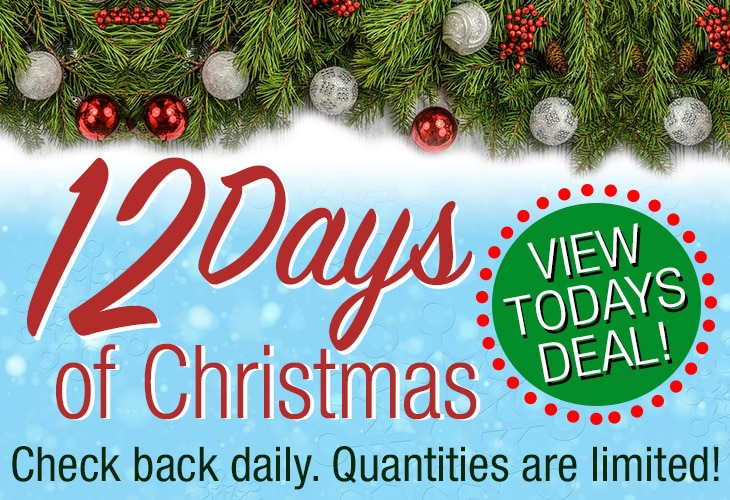 12 Days of Christmas at Tower Hobbies and Horizon Hobby