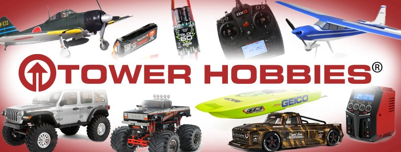 Tower Hobbies 3-Day Sale – 25% Off Select Items