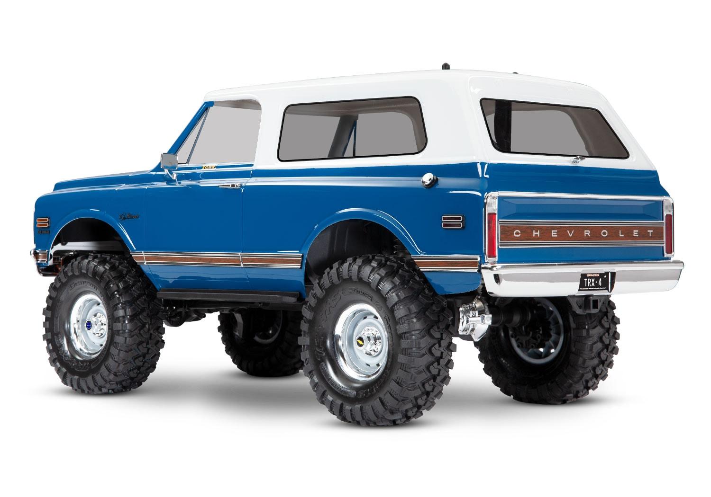Traxxas 1972 Chevy Blazer Body Kit - Rear