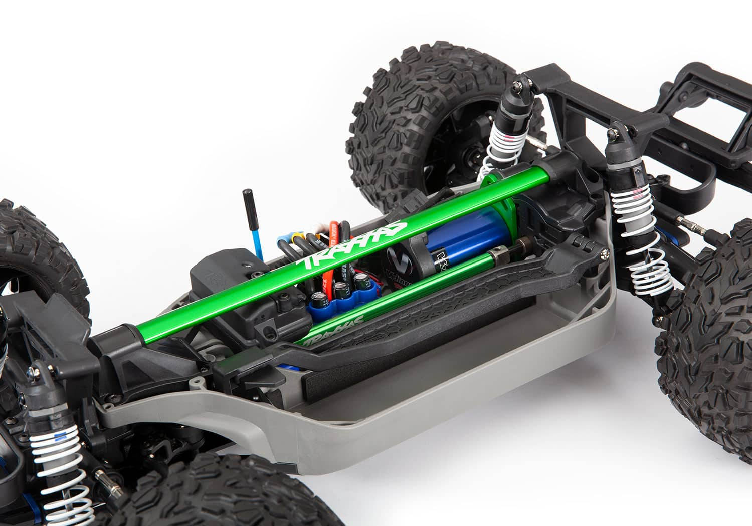Traxxas Heavy-Duty Chassis Brace for the Slash 4×4 and Rustler 4×4