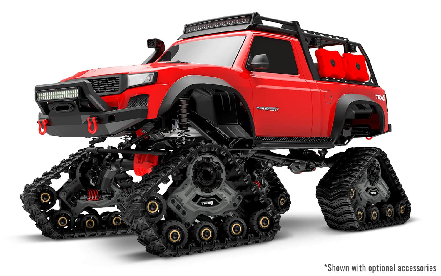Traxxas Traxx All-Terrain Track Set