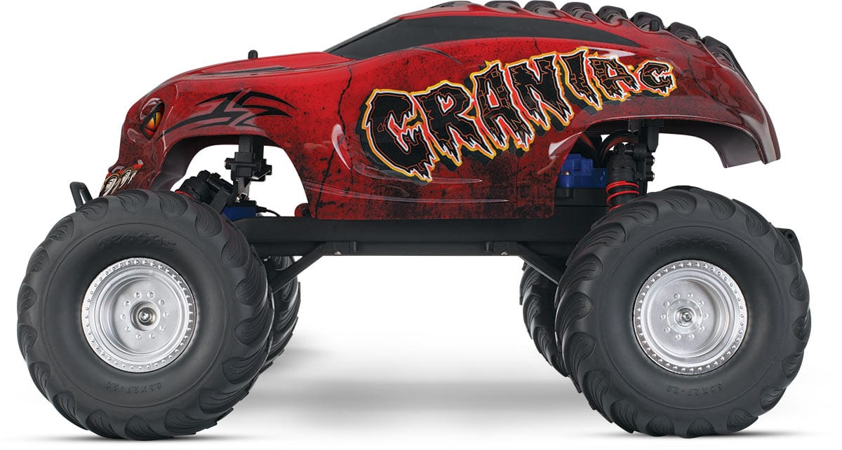 Traxxas Turns Two New Monsters Loose – Skully & Craniac