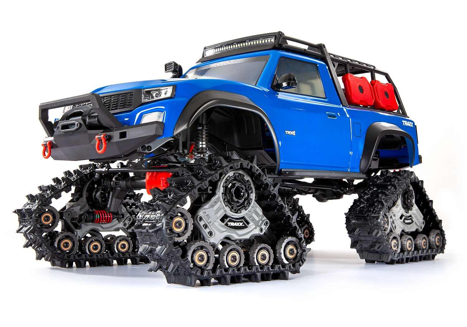 Venture into the Deep Stuff with Deep-Terrain Treads for the Traxxas TRX-4 Traxx