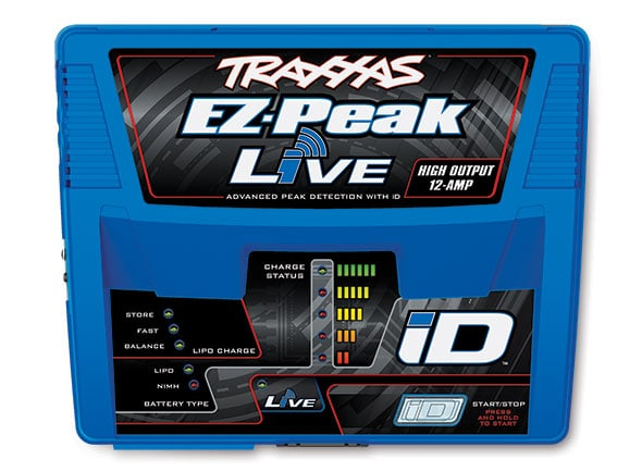 traxxas ez peak dual charger manual