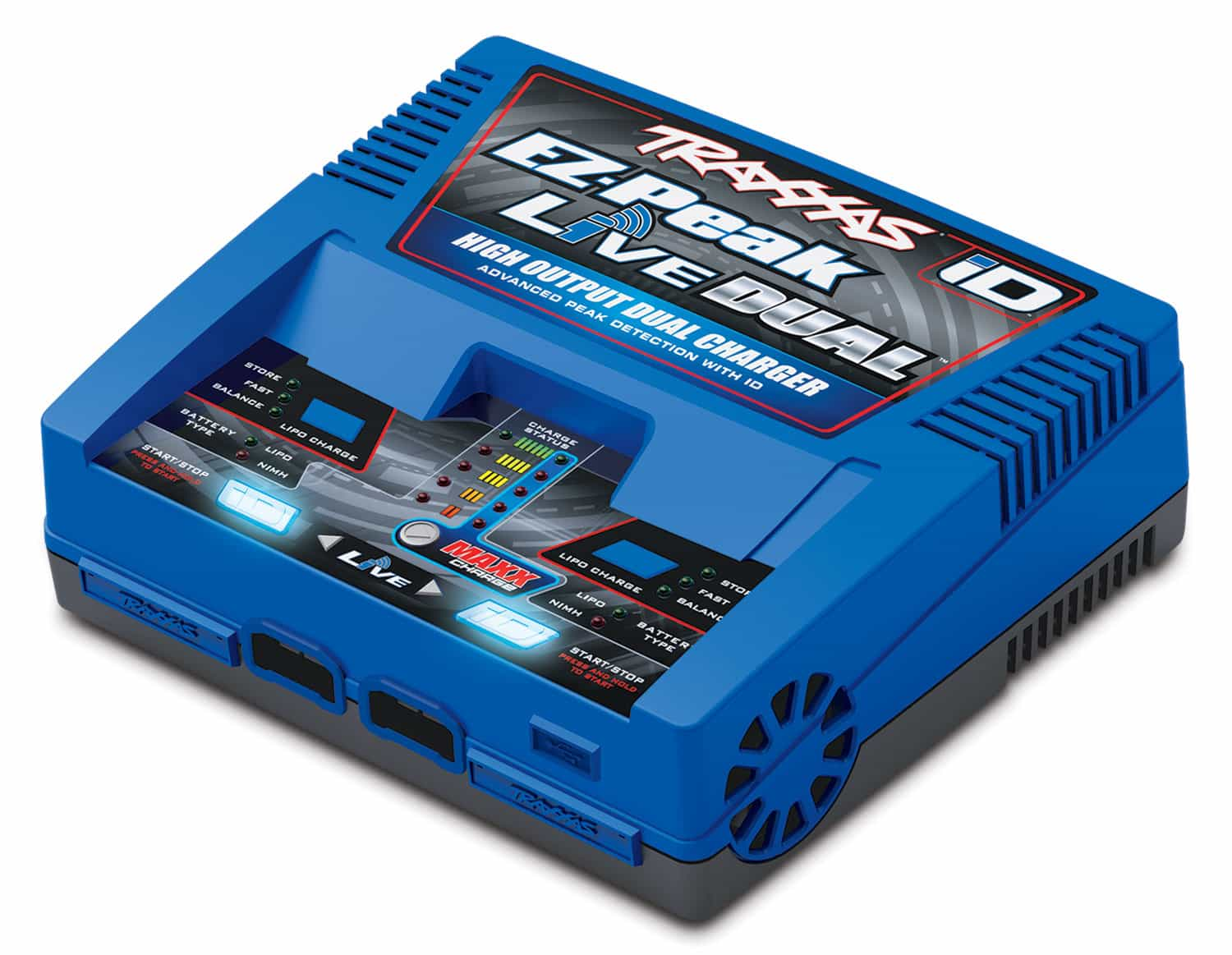 Maximize Your Charging Efforts with the Traxxas EZ Peak Live Dual Charger