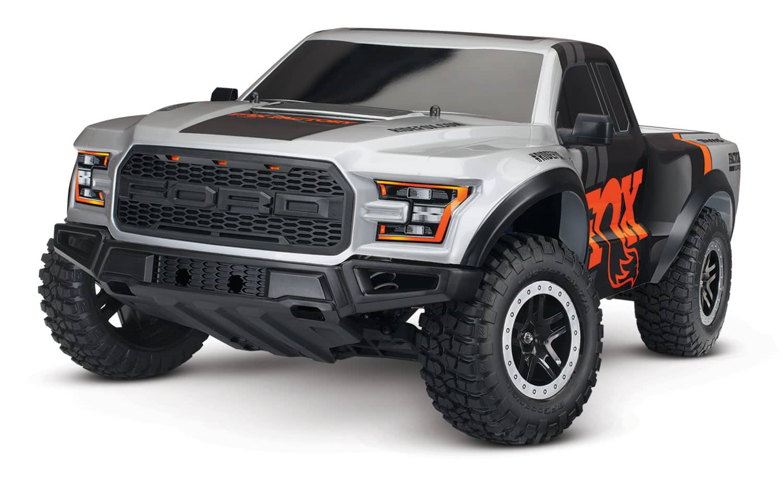 Traxxas Ford Raptor: FOX Racing Edition