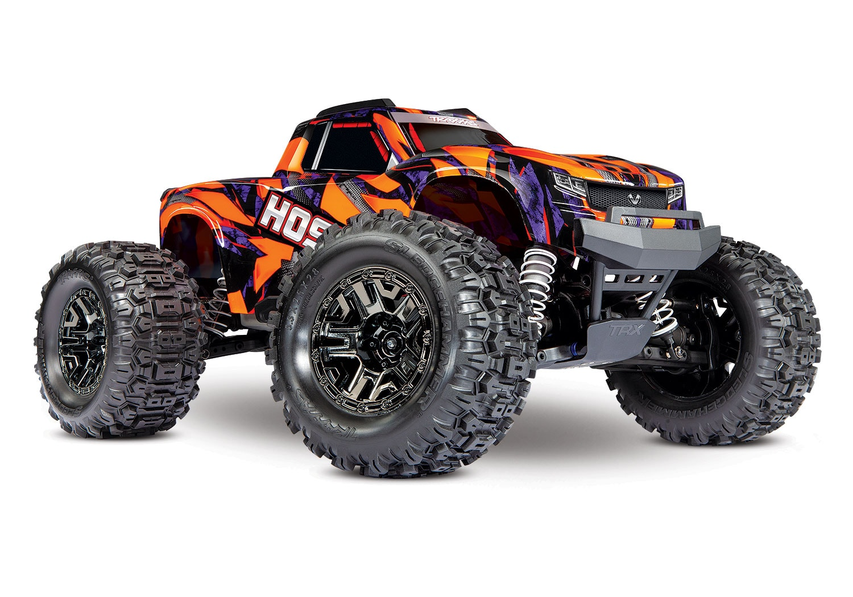 Sup, Hoss! Meet the Latest Monster Truck from Traxxas