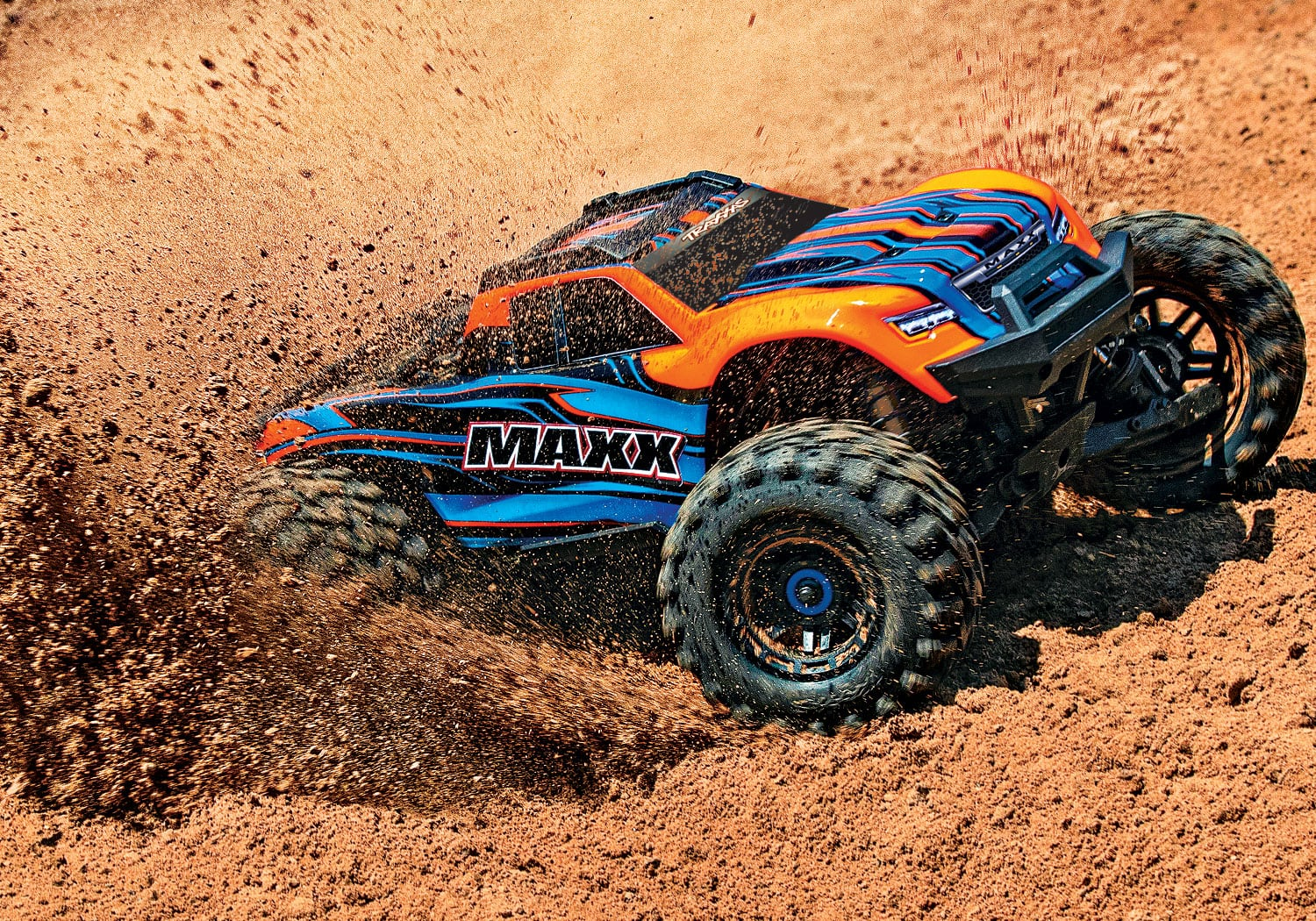 See it in Action: Traxxas Maxx