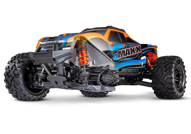 Traxxas Maxx Monster Truck - Cutaway