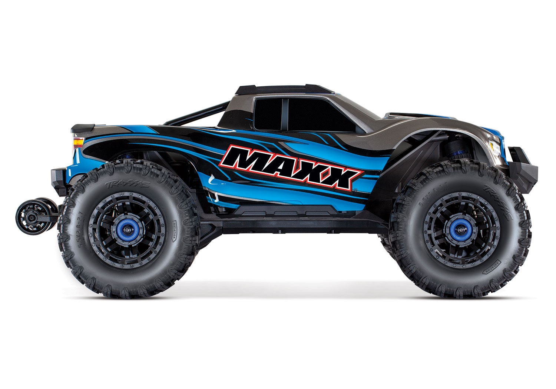 Traxxas Maxx Monster Truck - Side