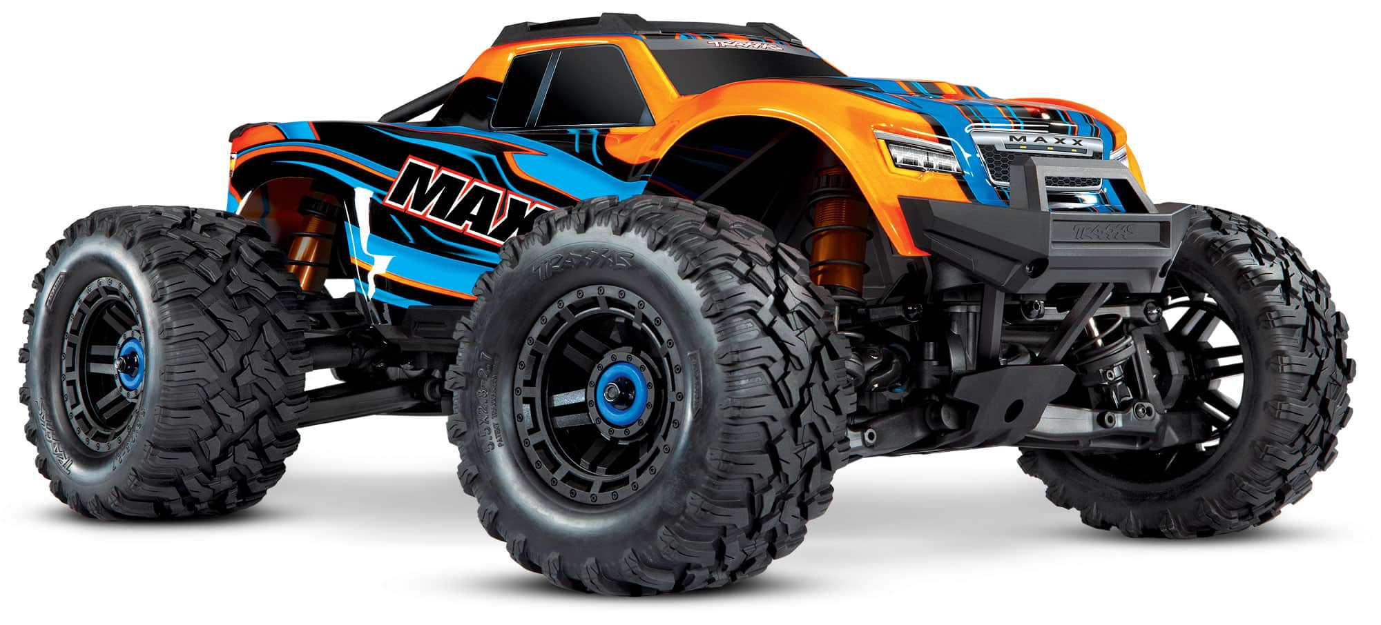 Mighty Maxx: Meet the Latest 1/10-scale Monster Truck from Traxxas