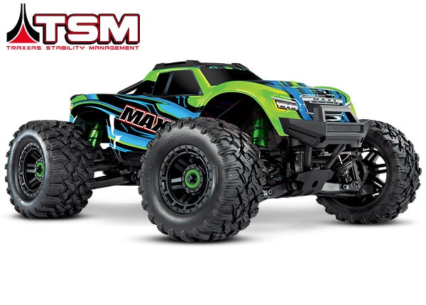 Take Your Traxxax Maxx to the Max with Their New Sledgehammer Tires