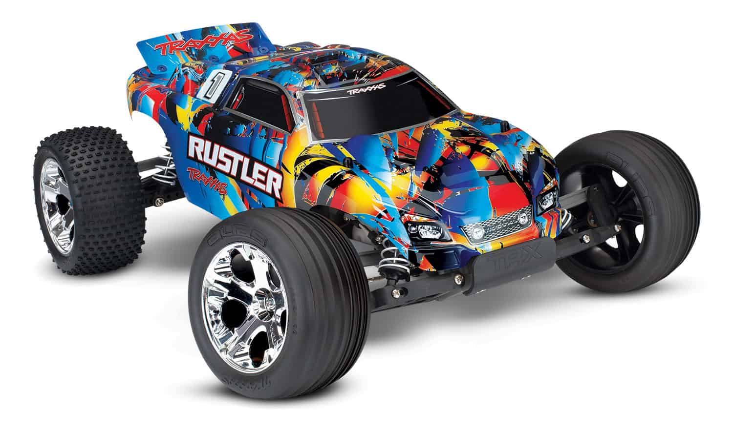 Traxxas Rustler - New Look and Lower Price