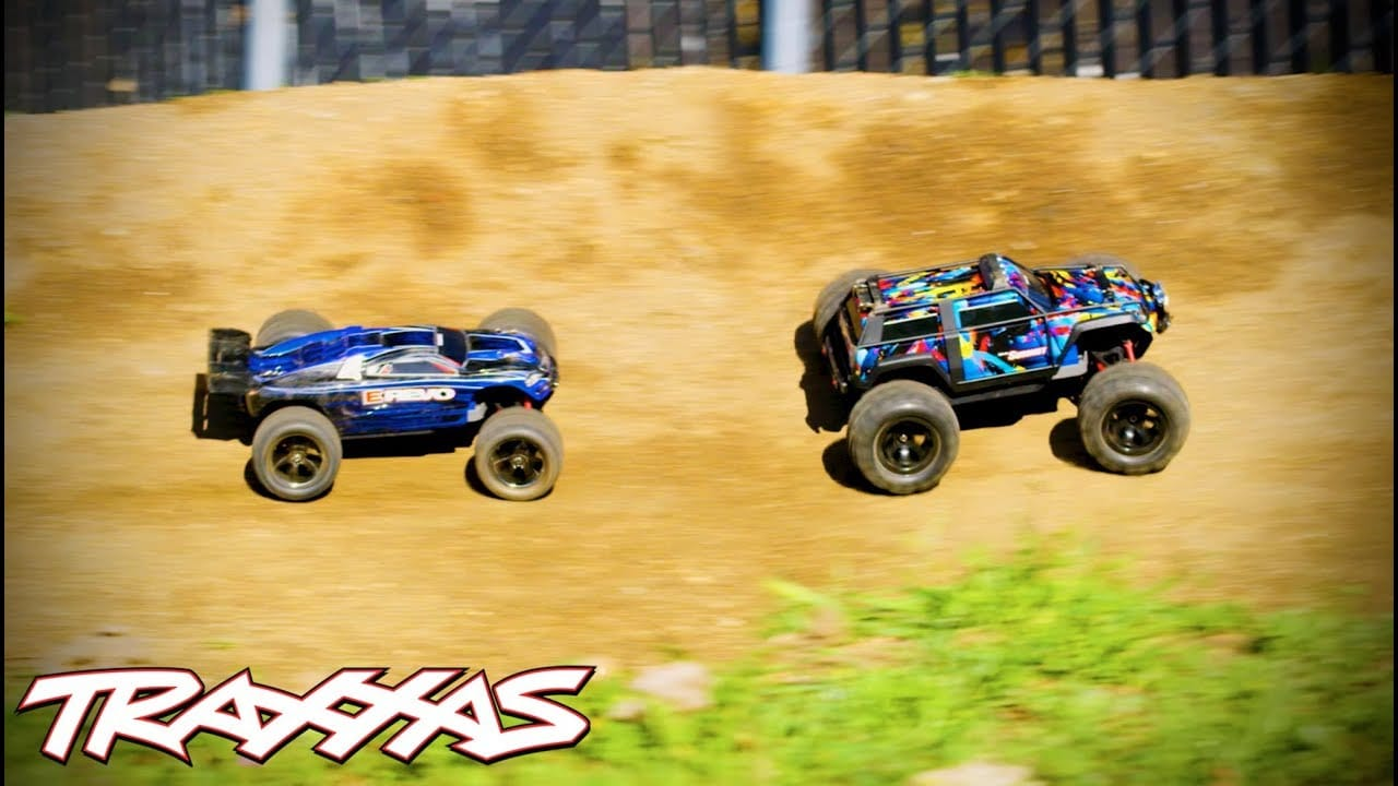 Traxxas Cuts Loose with Two Small-Scale Speedsters [Video]