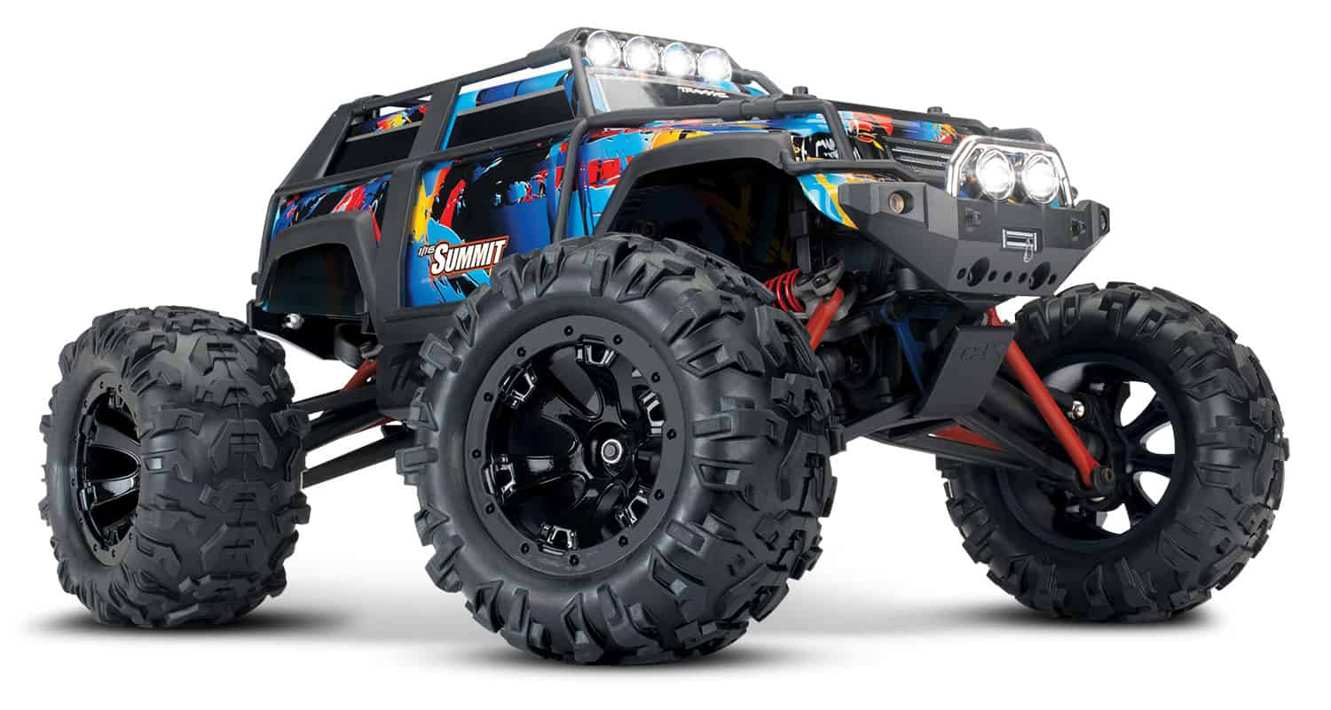 A New Explorer: Traxxas Revamps the Summit 1/16
