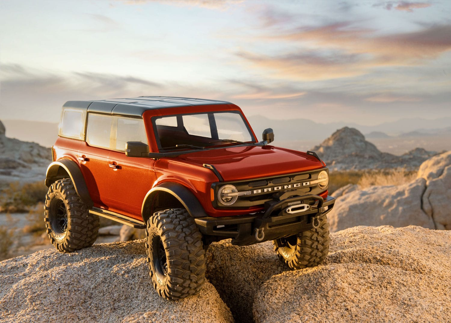 See it in Action: Traxxas TRX-4 2021 Ford Bronco [Video]