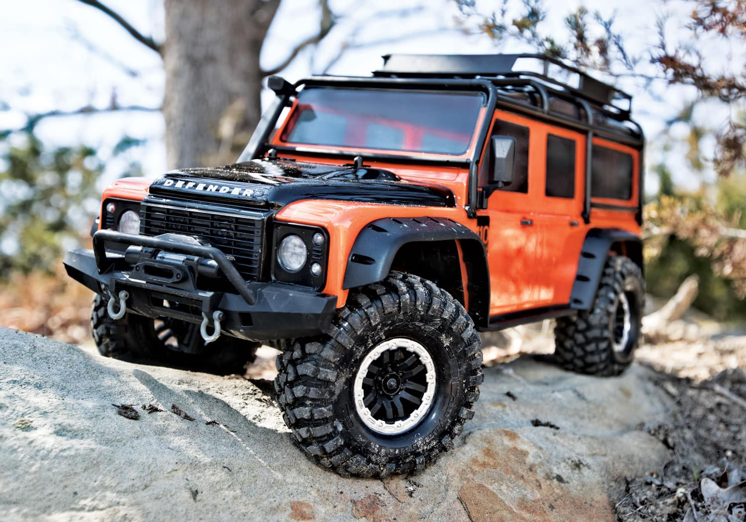 See it in Action: Traxxas TRX-4 Adventure Edition Body Kit [Video]