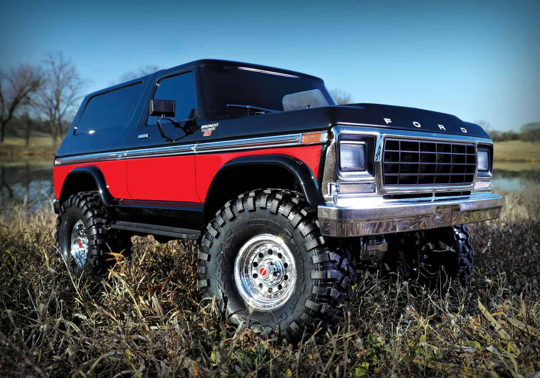 Traxxas TRX-4 Bronco