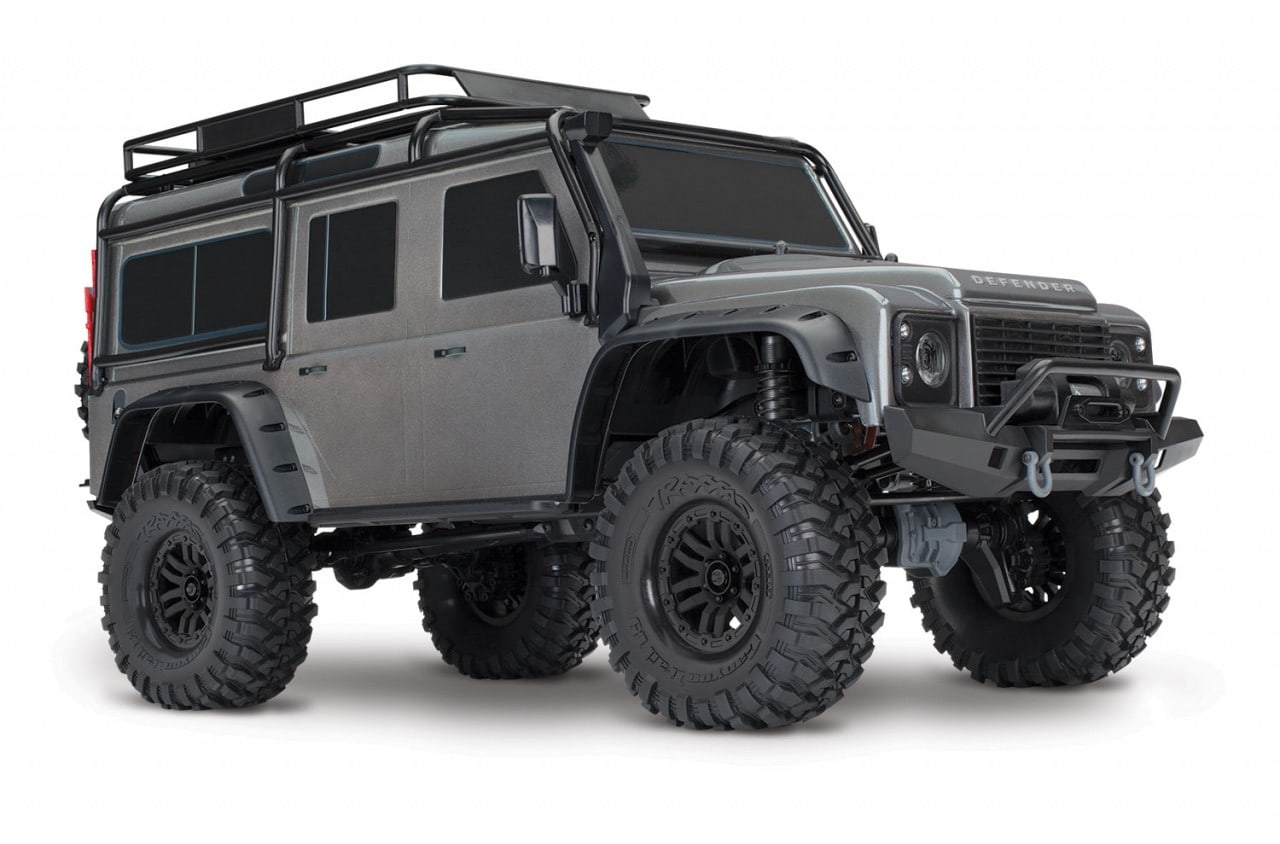 Traxxas TRX-4 Scale R/C Truck: Details, Pricing, & More!
