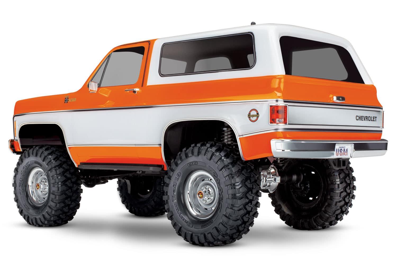 Traxxas TRX-4 K5 Blazer - Rear
