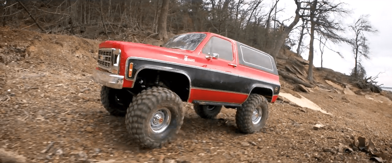 Cruise The Coastline With The Traxxas Trx 4 Chevy K5 Blazer Video