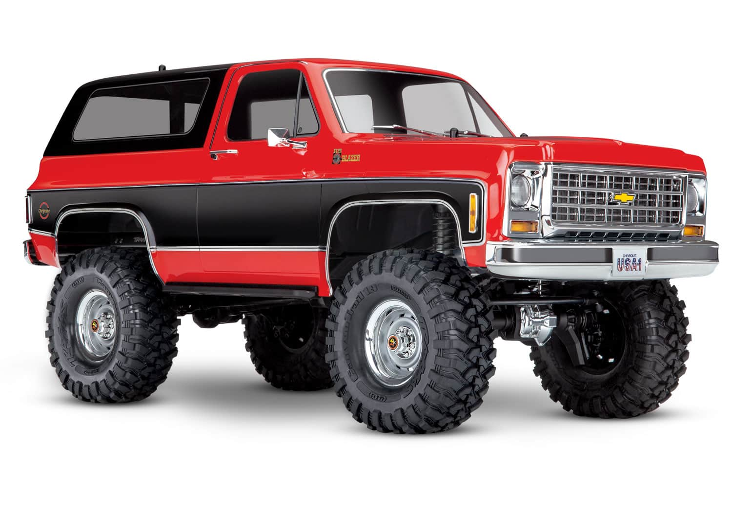 The Traxxas TRX-4 Lineup Branches Out with the 1979 Chevy K5 Blazer
