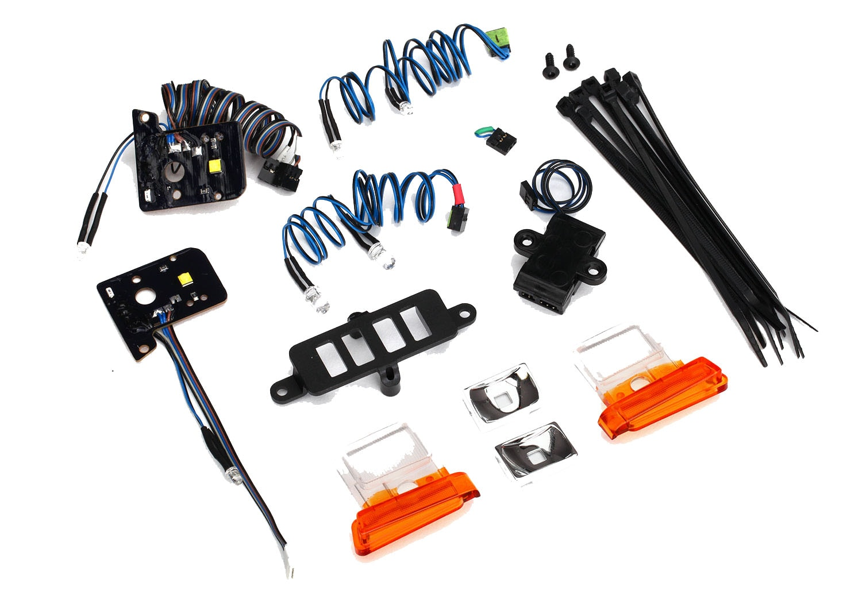 Traxxas TRX-4 LED Light Kit - Components copy