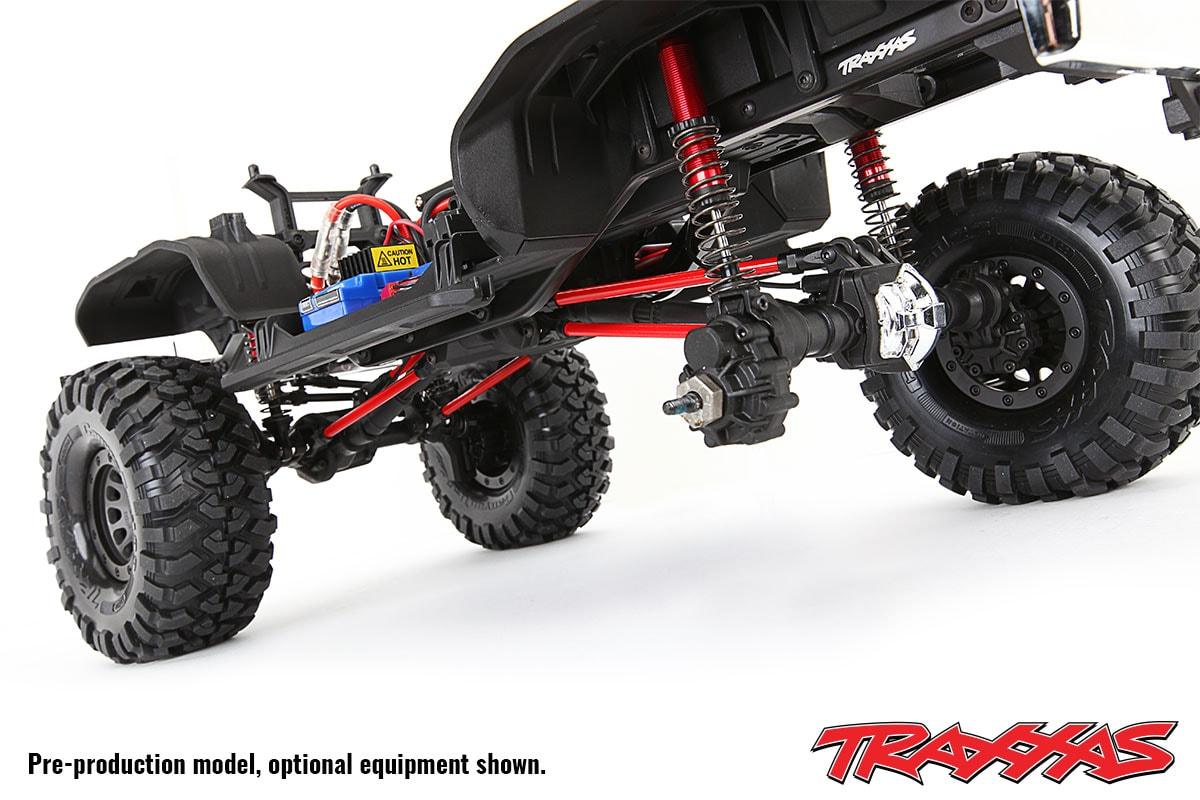 Traxxas TRX-4 Long Arm Lift Kit