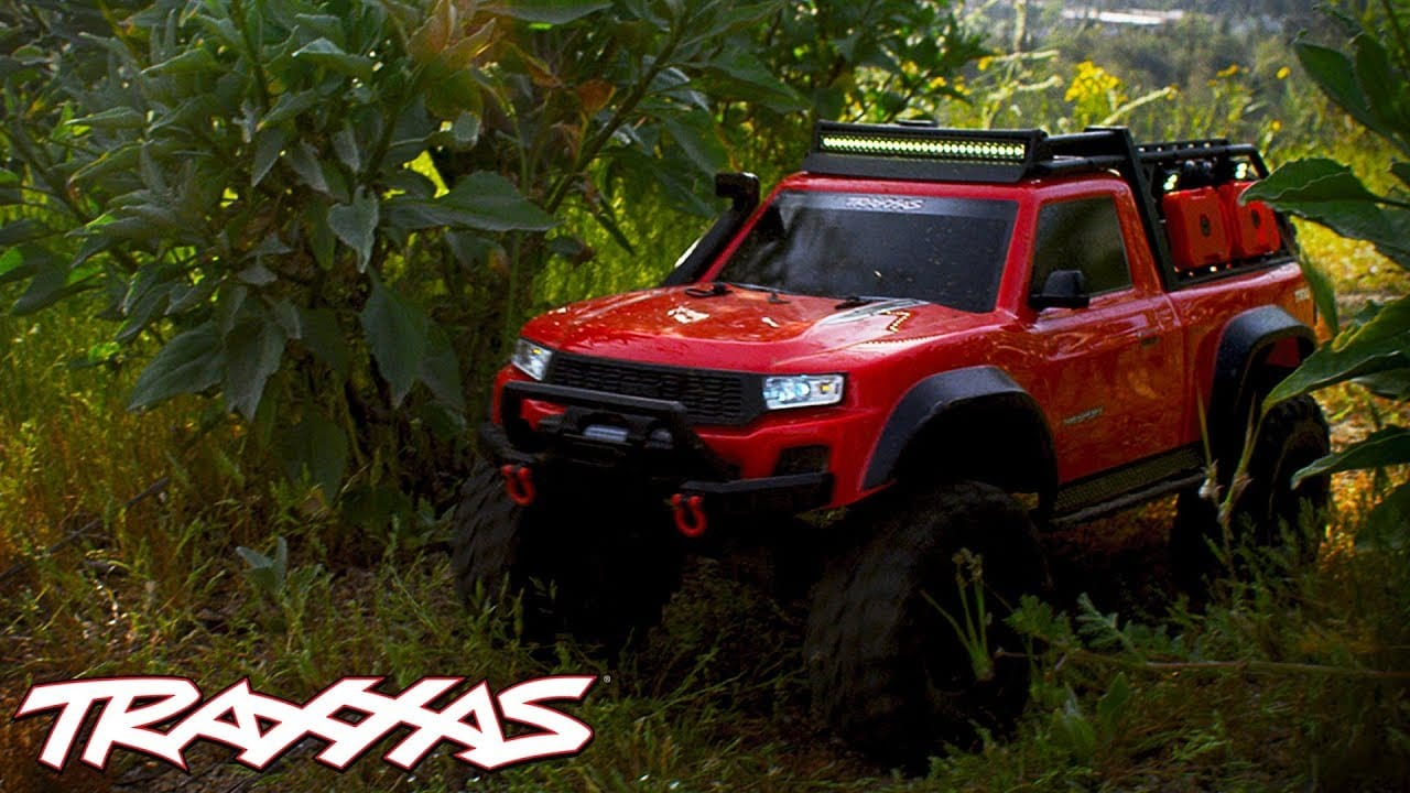 Overland Adventure Time with the Traxxas TRX-4 Sport [Video]