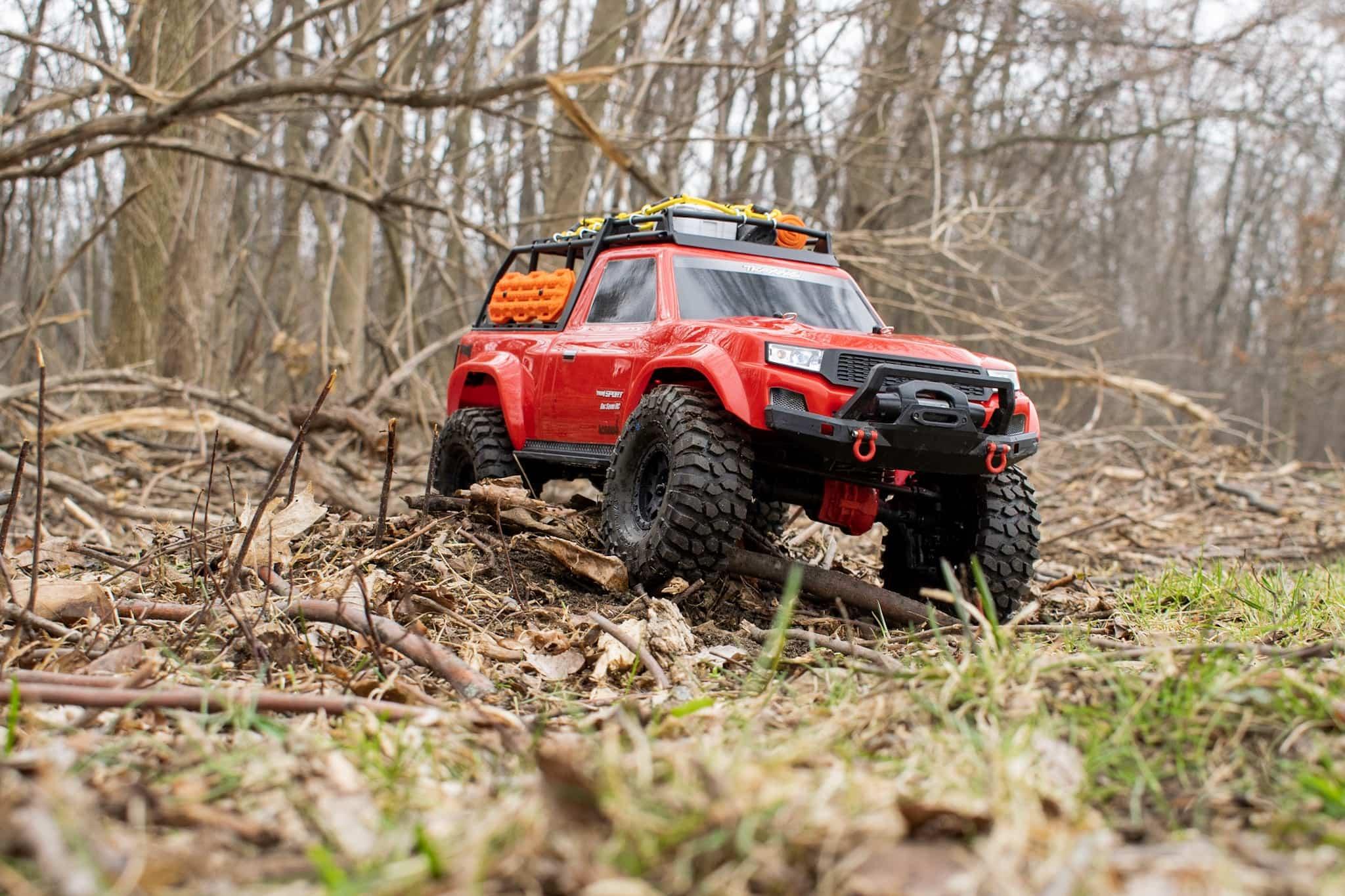 Review: Traxxas TRX-4 Sport (RTR)