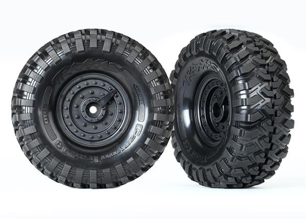 Traxxas TRX-4 TU Wheels and Tires