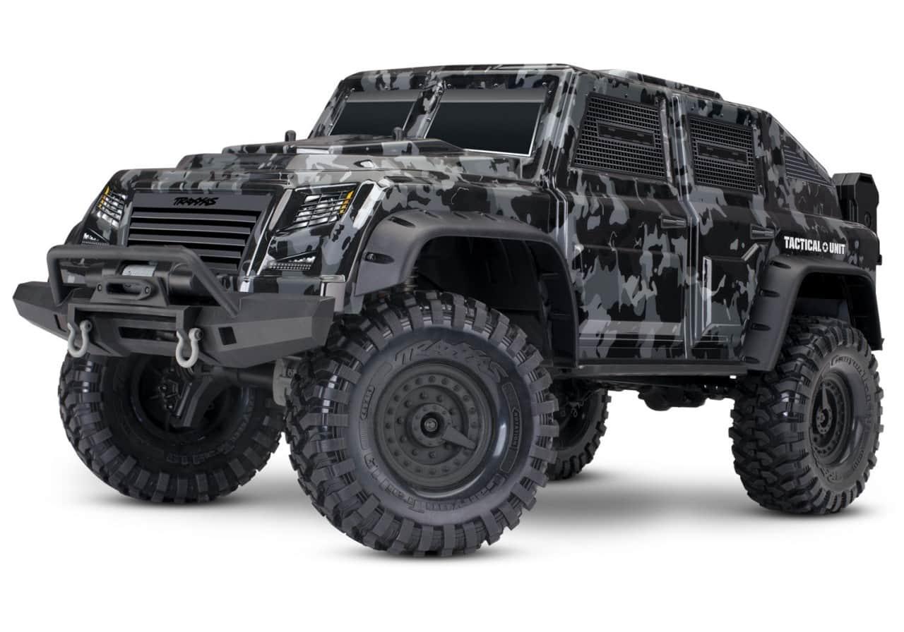 Traxxas TRX-4 Tactical Unit R/C Scaler