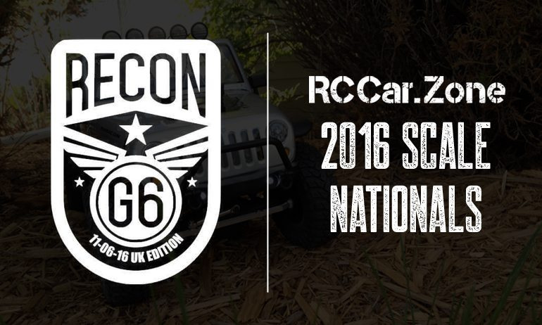 A Double-Dose of Scale R/C Adventure: UK Scale Nationals 2016 & RECON G6 UK Edition