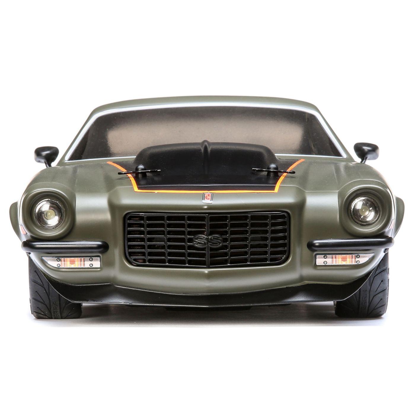 Vaterra 1972 Camaro SS - Front