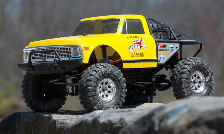 Keep on Truckin' with the Vaterra '72 Chevy K10 Ascender