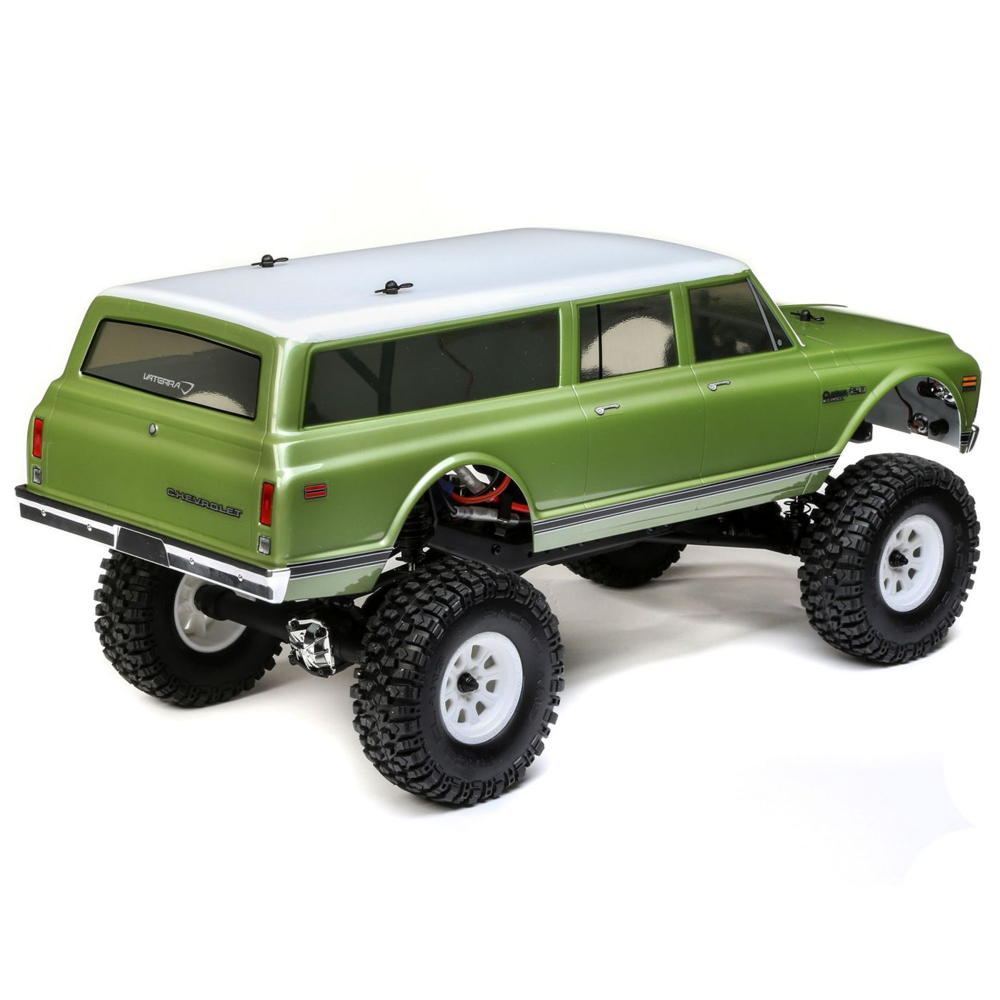 Vaterra 1972 Chevy Suburban Ascender - Rear